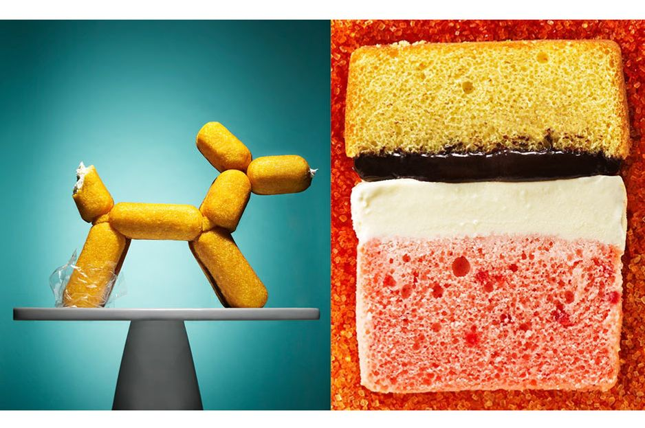 Photographer Makes Amazing Desserts Inspired By Famous