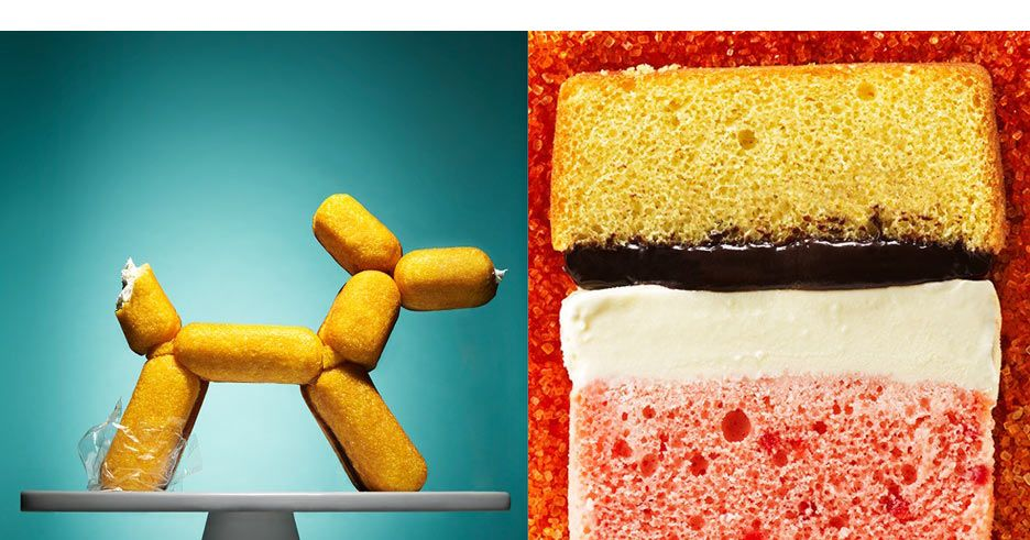 Photographer Makes Amazing Desserts Inspired By Famous Artists