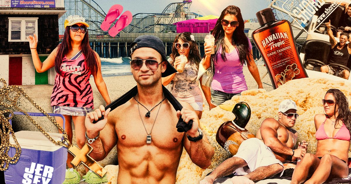 Mtv Apologises For Transphobia In Jersey Shore