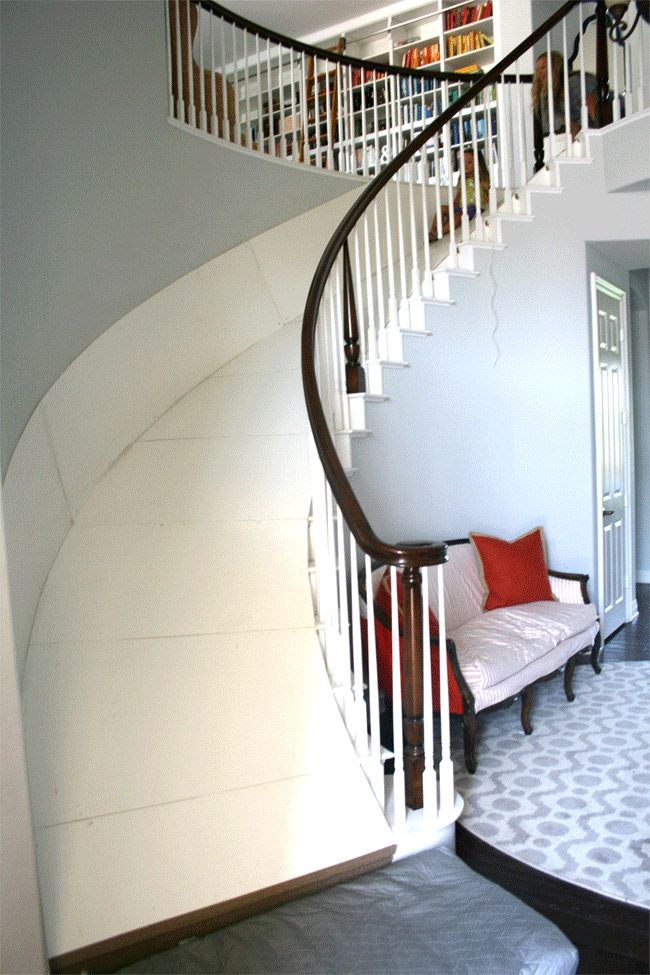 Craig romney has a giant indoor slide in his house - The giant slide apartament ...
