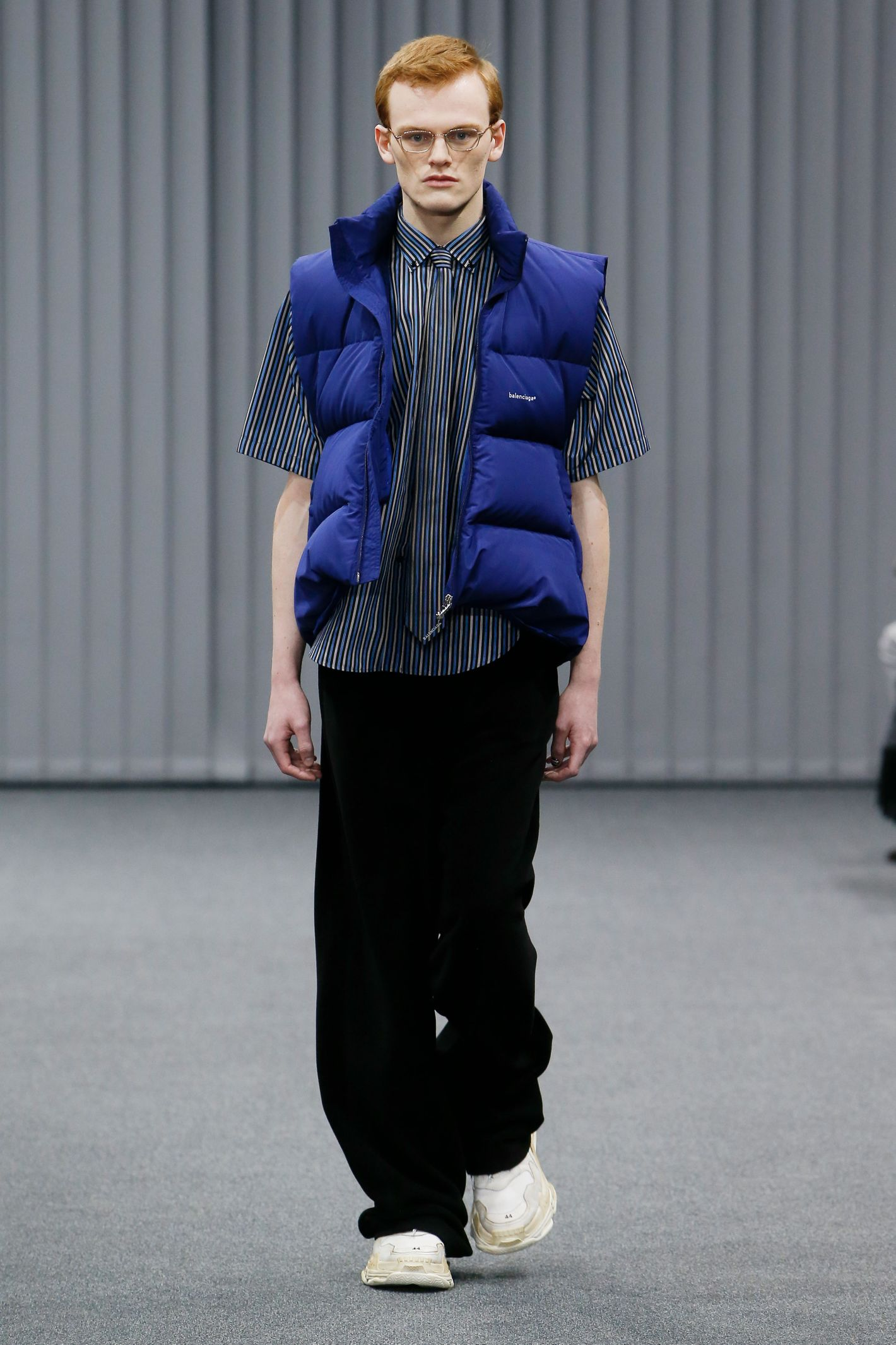 Balenciaga Men s Spring 2017 Riffs on Bernie Sanders 7c0f80fb5