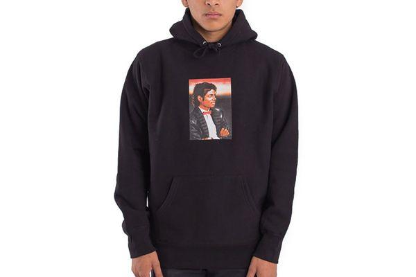 Supreme Michael Jackson Hoodie