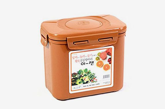 e-jen Kimchi Container Probiotic Fermentation With Inner Vacuum Lid