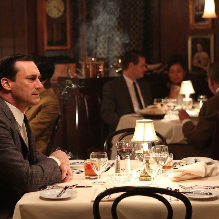 Don Draper (Jon Hamm) - Mad Men - Season 6, Episode 3 - Photo Credit: Michael Yarish/AMC