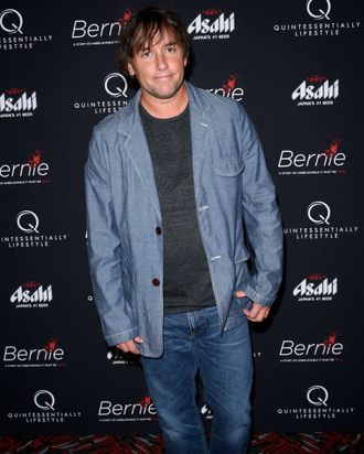 Richard Linklater, at a special NYC Screening of