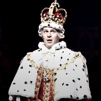 Brian D Arcy James Jonathan Groff And Andrew Rannells On