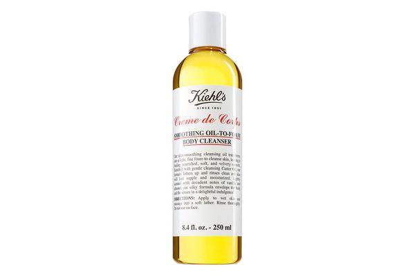 Kiehl's shower oil.