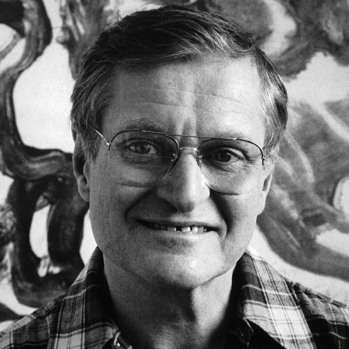 Portrait Of John Ashbery