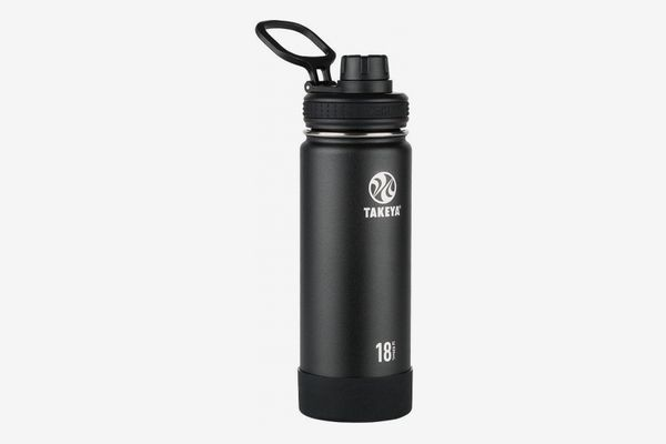 Takeya Actives Insulated Stainless Water Bottle with Insulated Spout Lid