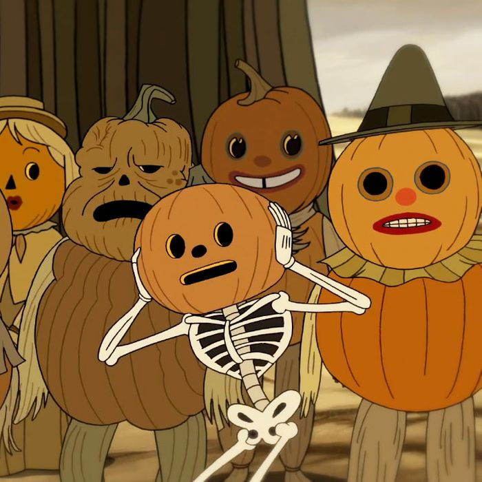 Over The Garden Wall Is The Perfect Fall Tv Show