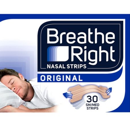 Congestion Relief Nasal Strips