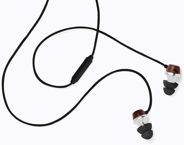 Symphonized ALN Wood Noise-isolating Headphones