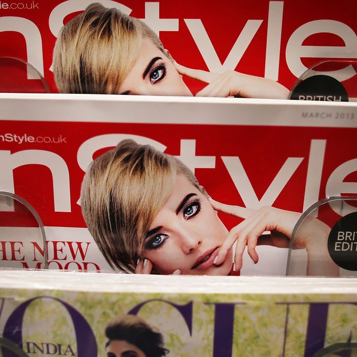 <em>InStyle</em>'s got new recruits. Photo: Mario Tama/Getty Images