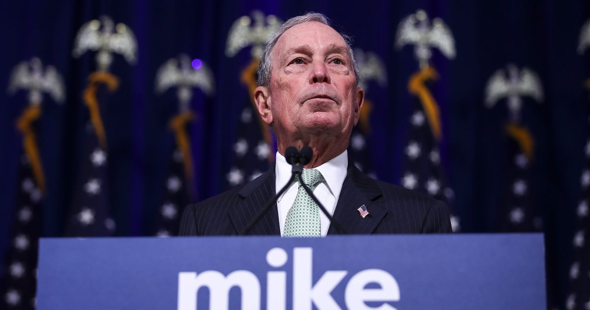 Maybe Nominating Michael Bloomberg for President Isn't a Crazy Idea