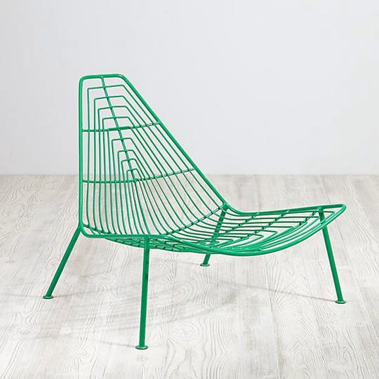 The Land of Nod Domino Lounge Chair