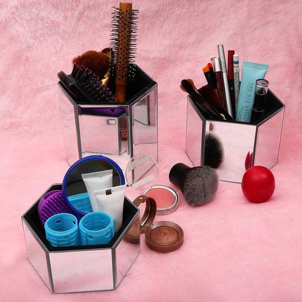 Kurtzy Makeup Organiser (Set of 3)