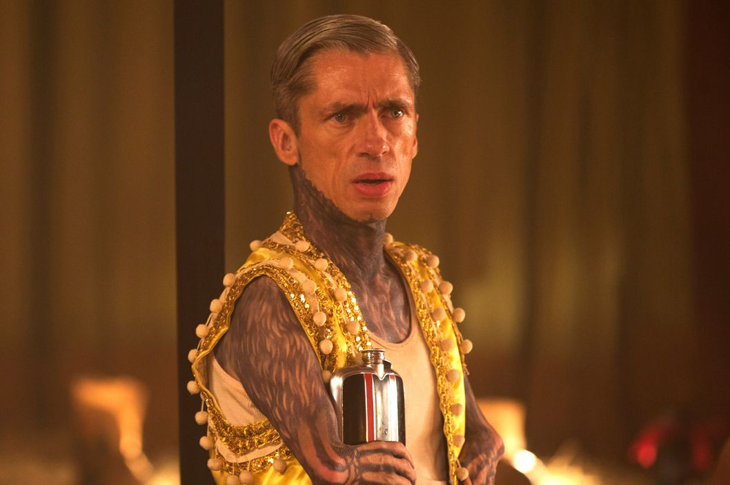 Ahs S Mat Fraser On Playing Seal Boy Vulture