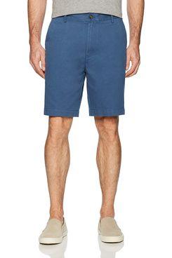 """Amazon Essentials Men's Classic-Fit 9"""" Short in Blue"""