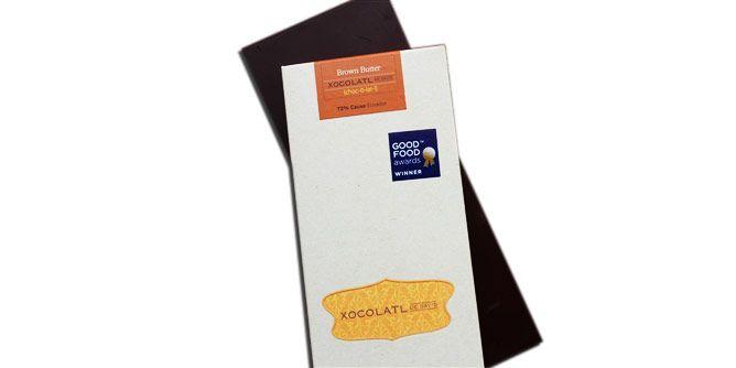 Xocolatl de David Brown Butter Chocolate Bar