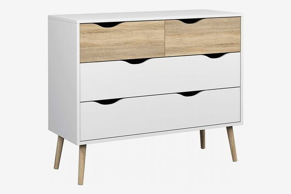 Tvilum Diana 4 Drawer Chest