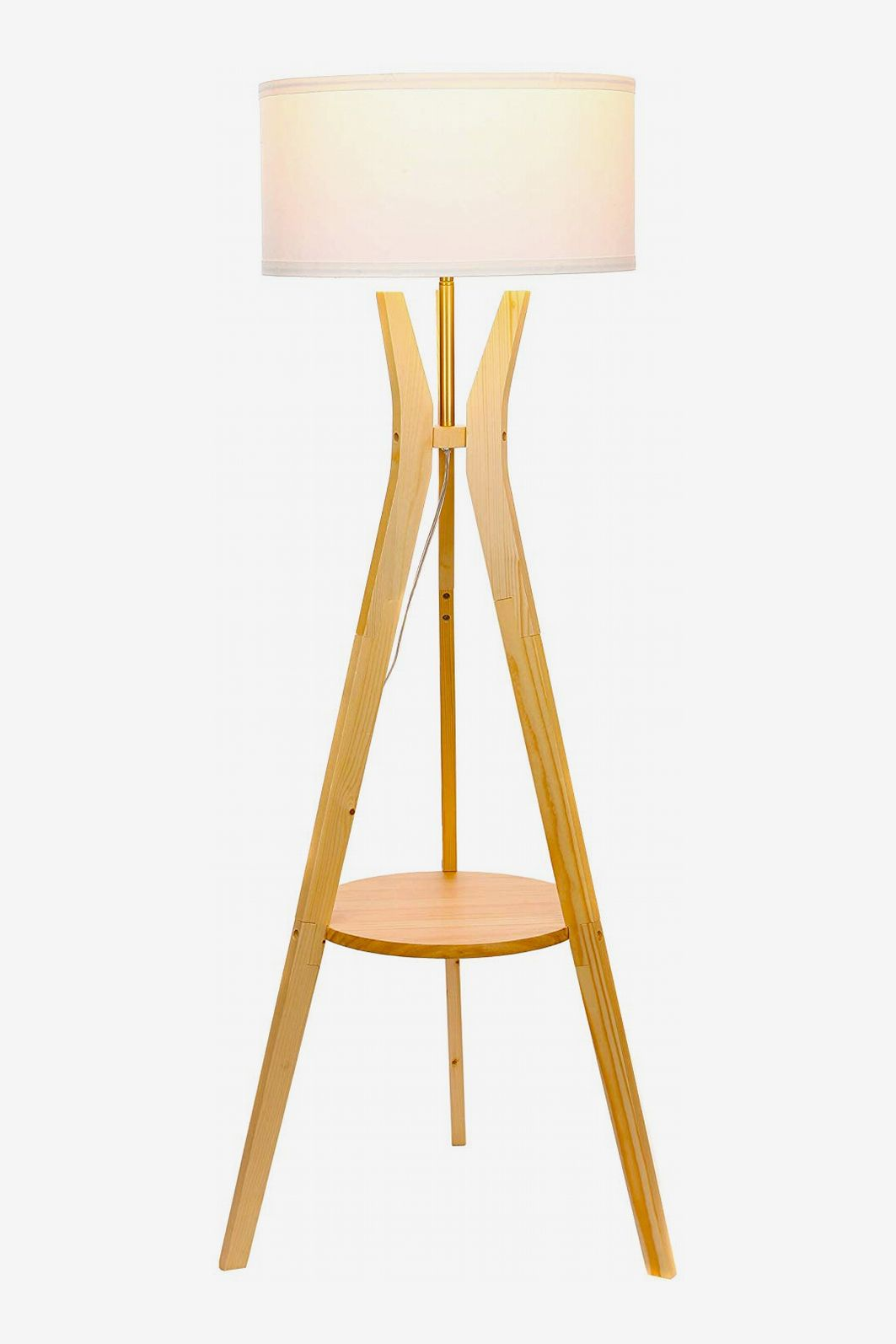 Brightech Charlotte LED Tripod Floor Lamp