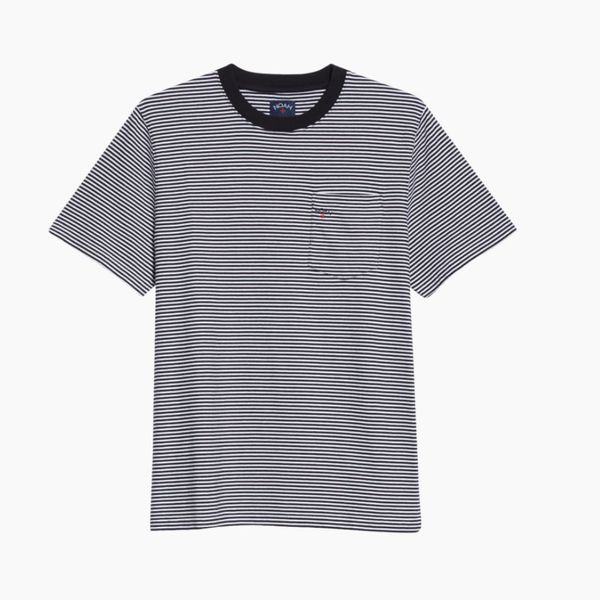 Noah Stripe Pocket T-Shirt