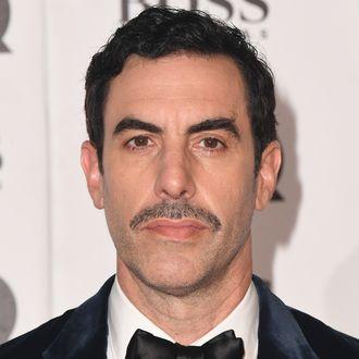 Sacha Baron Cohen Dropped 'Wrong' Who Is America? SegmentSacha Baron Cohen