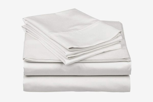 Caress Linen 800-Thread Count 100% Egyptian Cotton Sheet Set