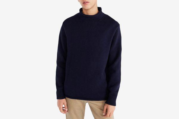 J.Crew 1988 RollneckCotton Sweater