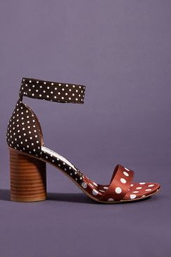 Jeffrey Campbell Purdy Brown Heels