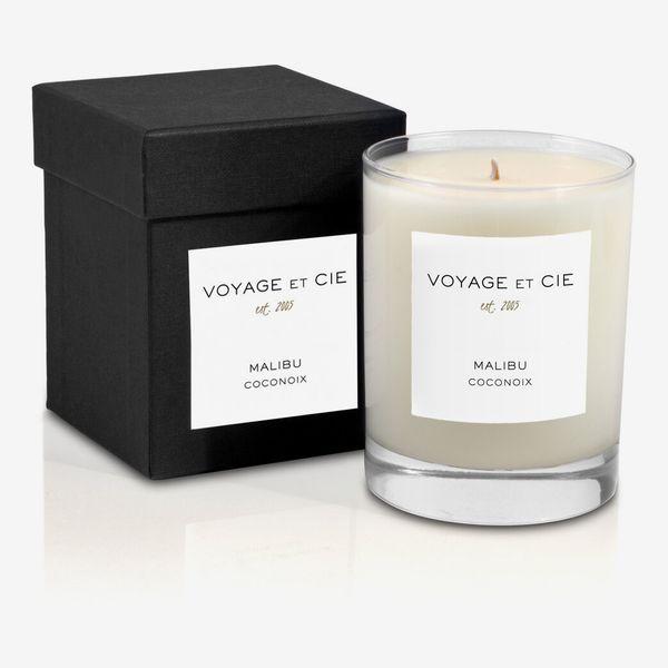 Voyage et Cie Malibu candle