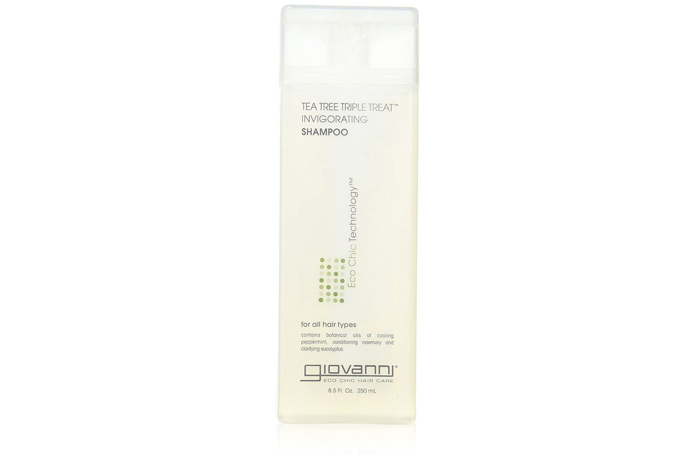 Giovanni Invigorating Shampoo, Tea Tree Triple Treat
