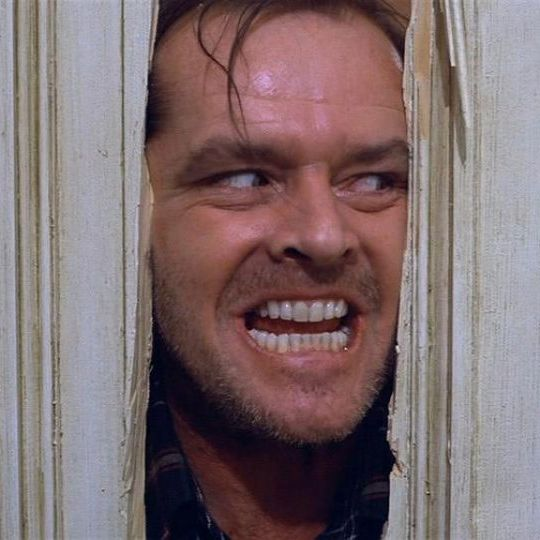 Jack Nicholson Shining 17 moments in the shining where jack nicholson looks totally crazy