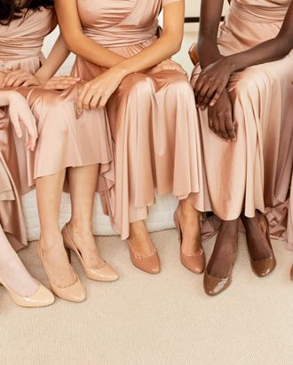 9271205a70ff Wearing shoes that match your skin tone can make your legs look longer and  your outfit more pulled together