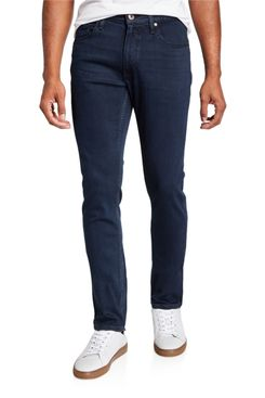 Paige Jeans Men's Federal Slim-Fit Straight Leg Jeans