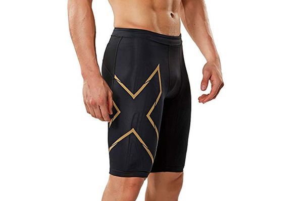 2XU Men's MCS Run Compression Shorts