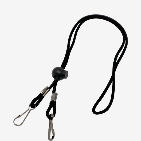Specialist ID Store Adjustable-Length Face-Mask Lanyard, Pack of 2