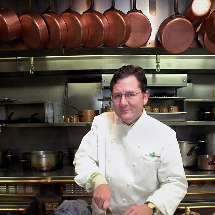 Trotter mentored scores of young chefs.