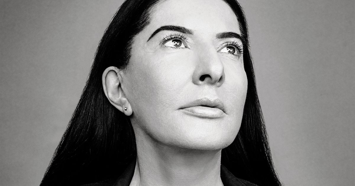 Marina Abramovic Has Outlasted Her Lovers and, She Hopes, Her Critics