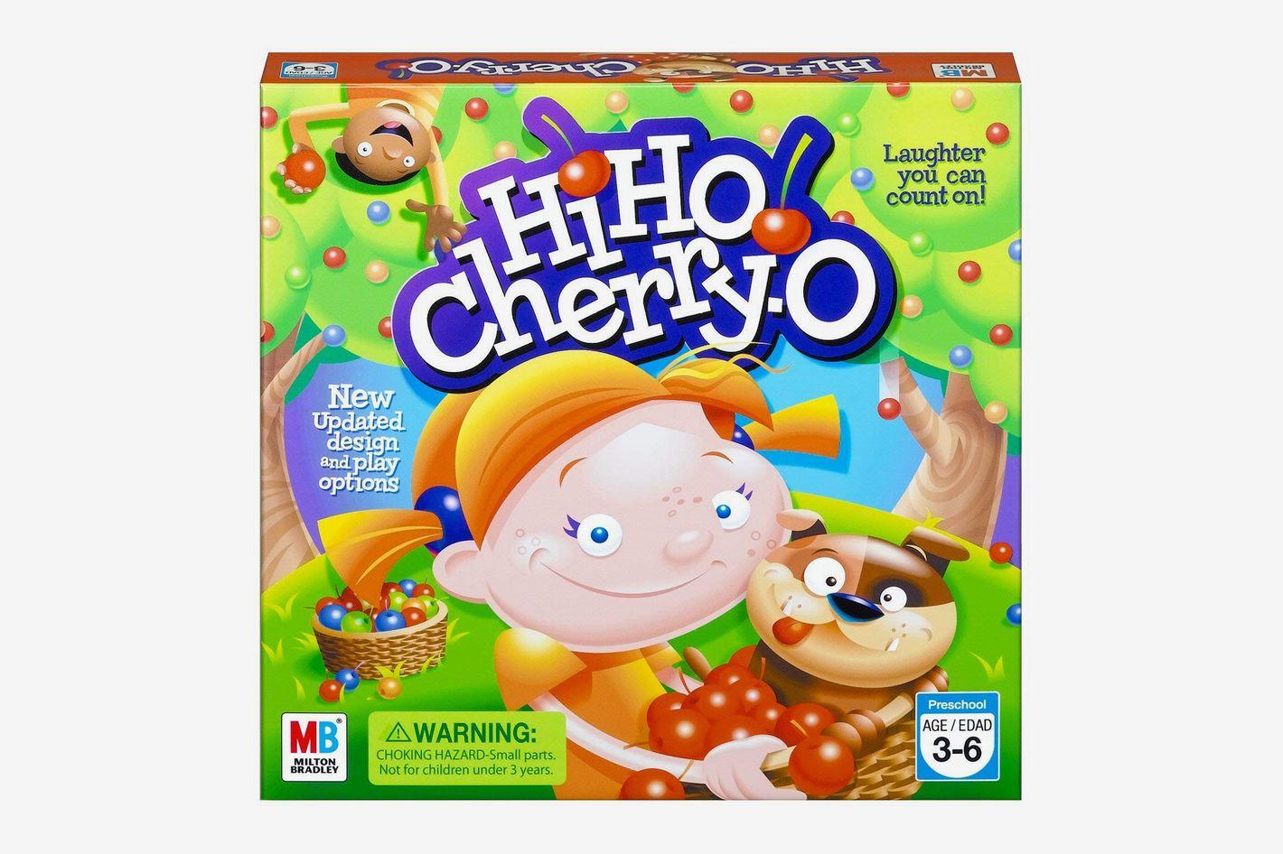 Hi Ho! Cherry-O