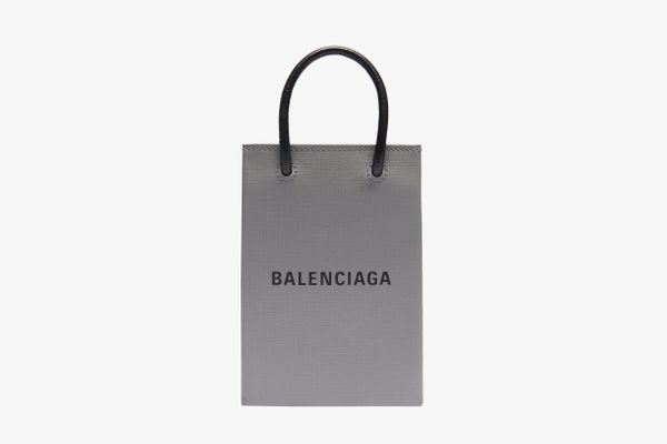 Balenciaga Shopping Phone Holder