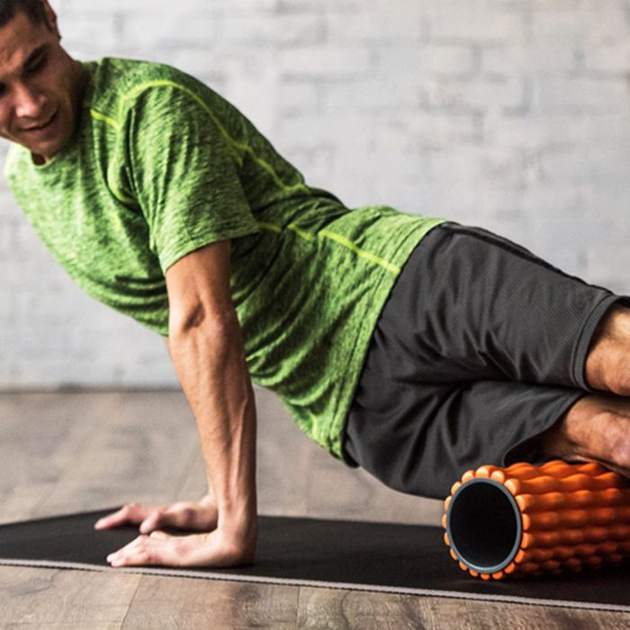 f73cdd5e58 If you do it right, and with the right equipment, foam rolling is a  deep-tissue massage you can give yourself at home, every single day, by  rolling around ...
