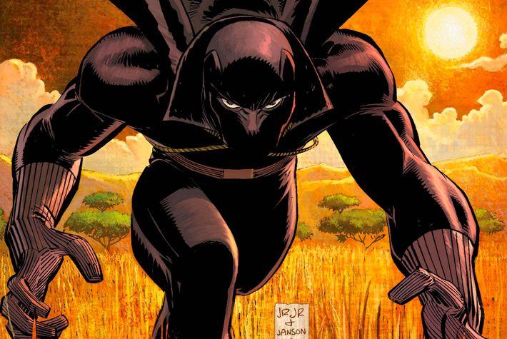 Black Panther: Reginald Hudlin Interview