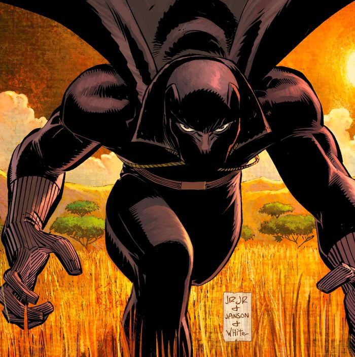 a61647f9 Black Panther Writer Reginald Hudlin on T'Challa and the Future of Black  Superheroes