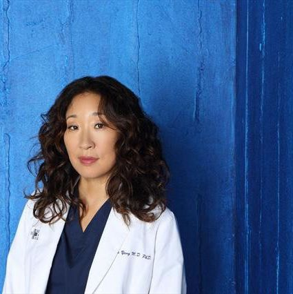 "GREY'S ANATOMY - ABC's ""Grey's Anatomy"" stars Sandra Oh as Dr. Cristina Yang. (ABC/BOB D'AMICO)"