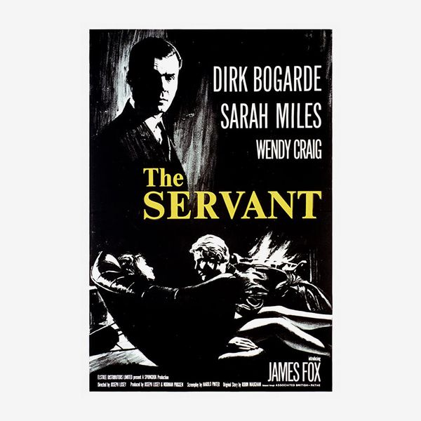 'The Servant' (1963), Directed by Joseph Losey