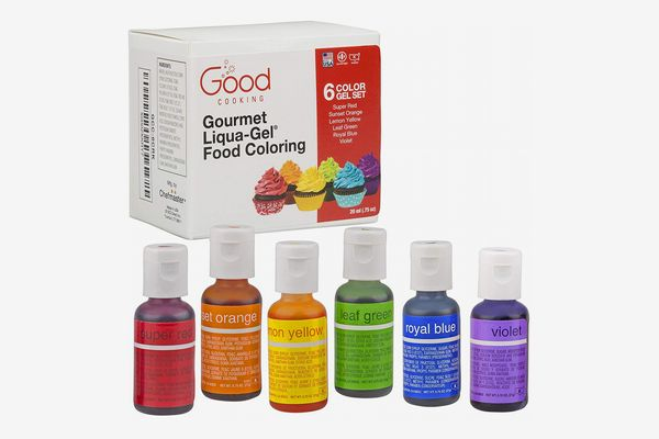 Good Cooking Food Coloring Liqua-Gel 6 PK