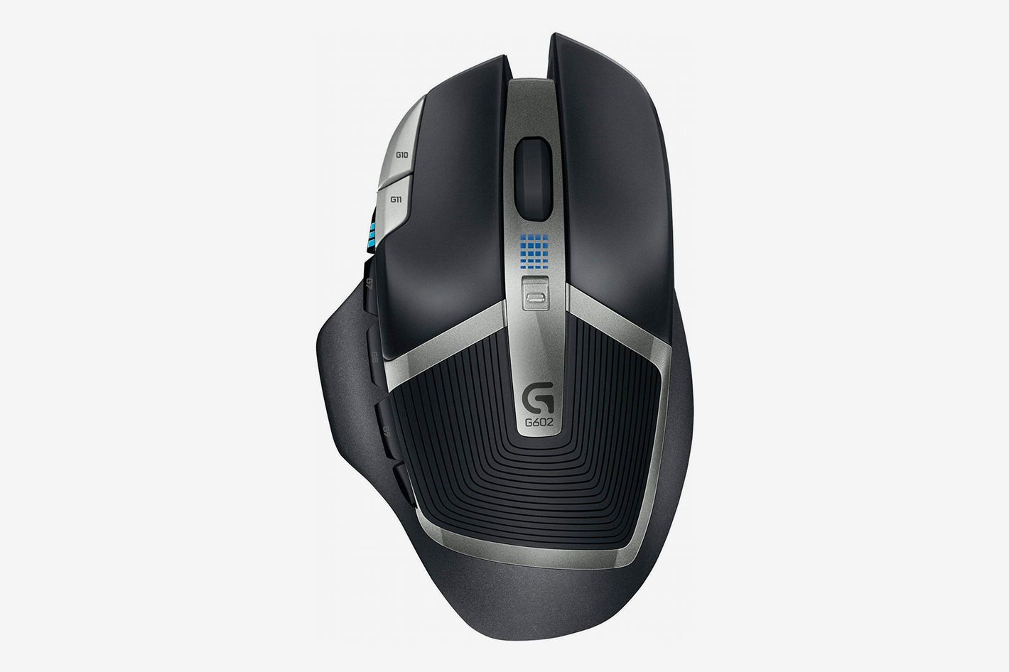 4f2fe237e07 Logitech G602 Lag-Free Wireless Gaming Mouse