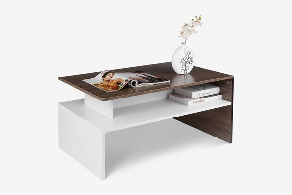 HOMFA Modern Console Coffee Table