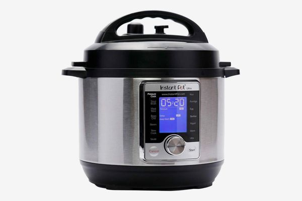 Instant Pot Ultra 3 Quart 10-in-1 Multi- Use Programmable Pressure Cooker